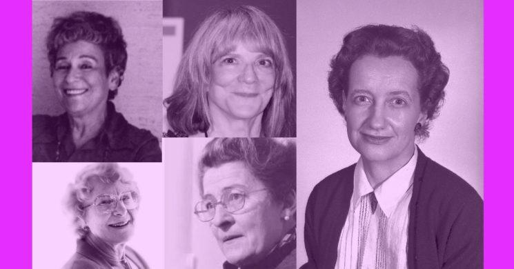 5 mujeres en psicología - Psicología Puente
